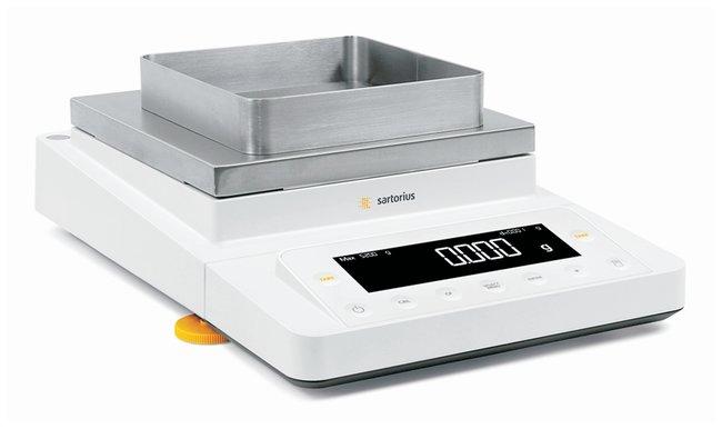 Sartorius Cubis MSE Precision Balances  Weighing Range: 1010, 2200g; Removable