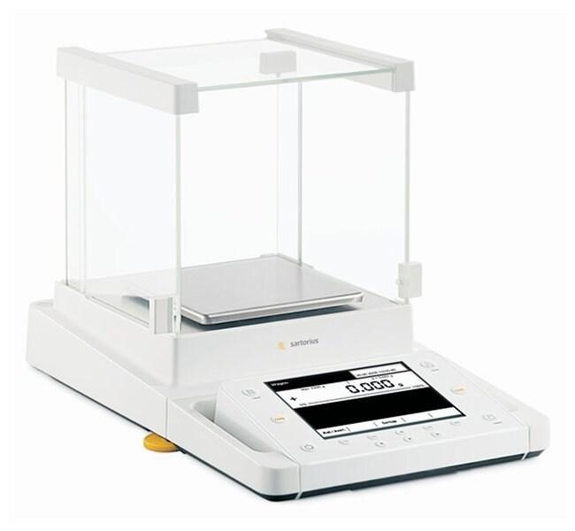 Sartorius Cubis MSU Precision Balances Weighing Range: 150, 300, 620g;