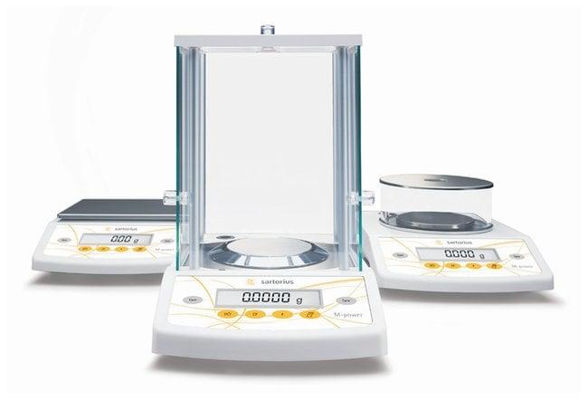 Sartorius M-Power Precision Balances 150g to 6100g capacity Weighing capac.: