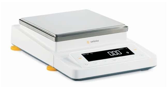Sartorius Cubis MSE Toploader Balances with Auto Leveling Weighing Range: