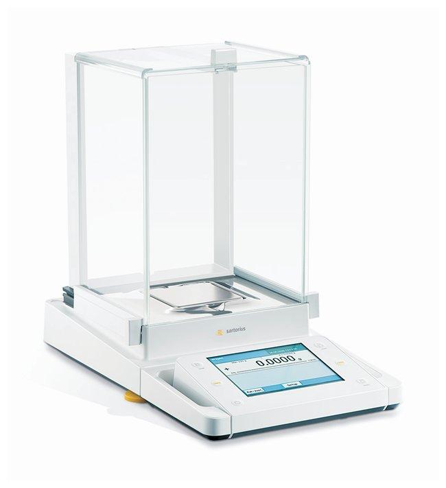 Sartorius Cubis MSA Analytical Balances  Range: 320g; Manual draft shield