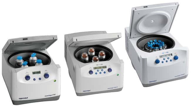 Eppendorf 5702 Series Centrifuge Model 5702 Package:Centrifuges and Microcentrifuges