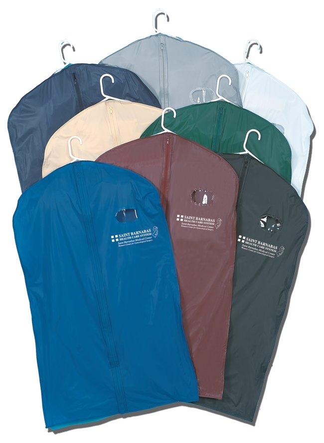 Minigrip White Vinyl Garment Bag with Hanger White vinyl garment bag:Gloves,