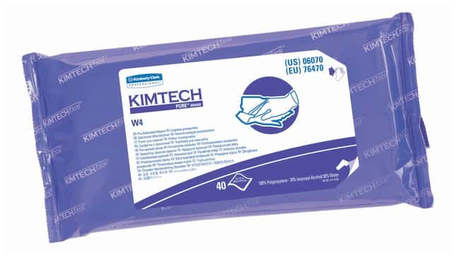 Kimberly-Clark Professional Kimtech Pure W4 Wipers:Gloves, Glasses and