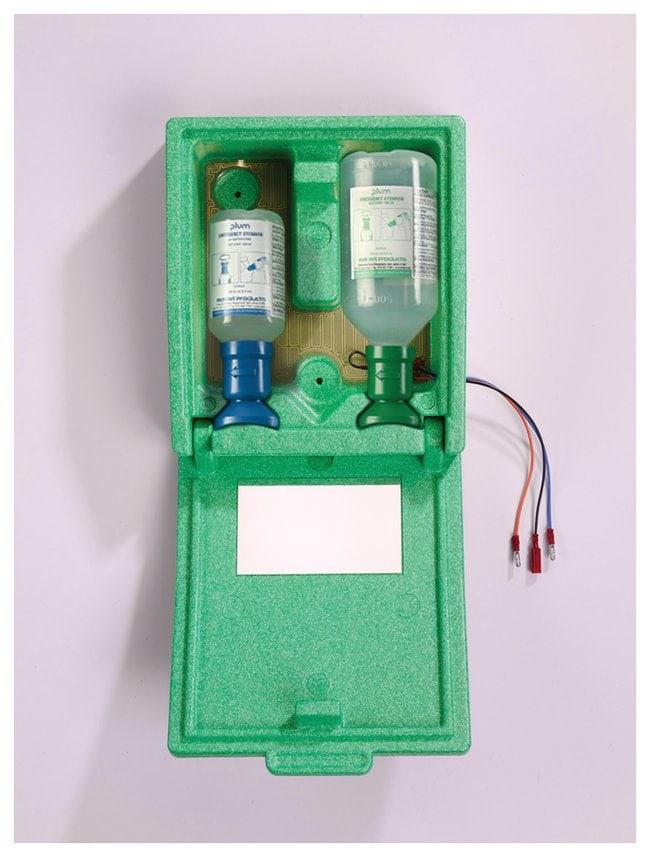 Bel-Art SP Scienceware PLUM Heated Eyewash Stations :Teaching Supplies:Classroom