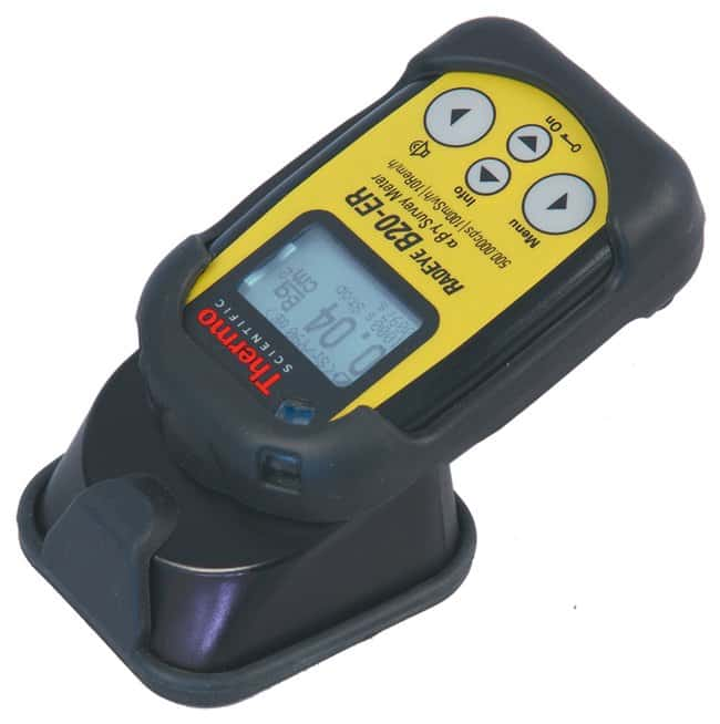 Thermo Scientific RadEye B20 and B20-ER Multi-Purpose Survey Meters :Gloves,