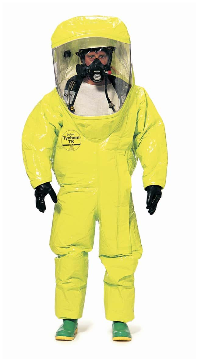DuPont Tychem 10,000 Class 2, Level A Suits:Gloves, Glasses and Safety:Personal