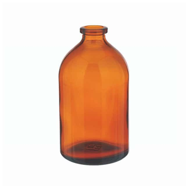DWK Life Sciences Wheaton™ Serum Bottles and Vials Amber; Capacity: 100mL DWK Life Sciences Wheaton™ Serum Bottles and Vials