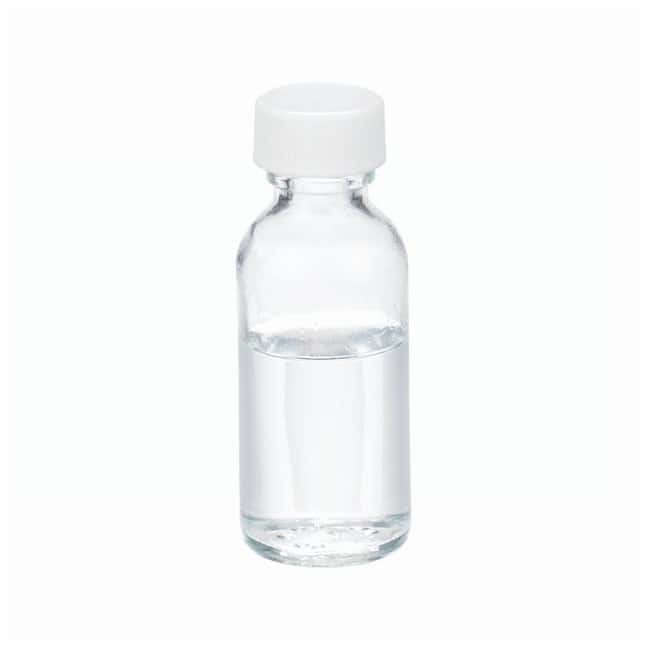 DWK Life SciencesWheaton™ Clear Boston Rounds with Polyvinyl-lined Caps Convenience pack; Capacity: 1 oz. (30mL) DWK Life SciencesWheaton™ Clear Boston Rounds with Polyvinyl-lined Caps