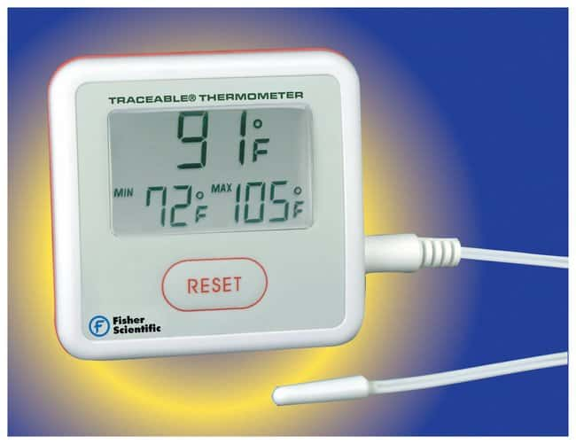 Fisher Scientific™ Traceable™ Digital Thermometers with ... Fisher Scientific