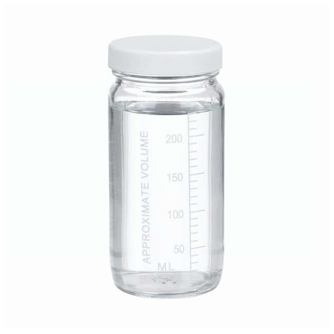 DWK Life SciencesWheaton™ Graduated Valumetric™ Bottles: With White PP Cap With Polyvinyl Liner: Home