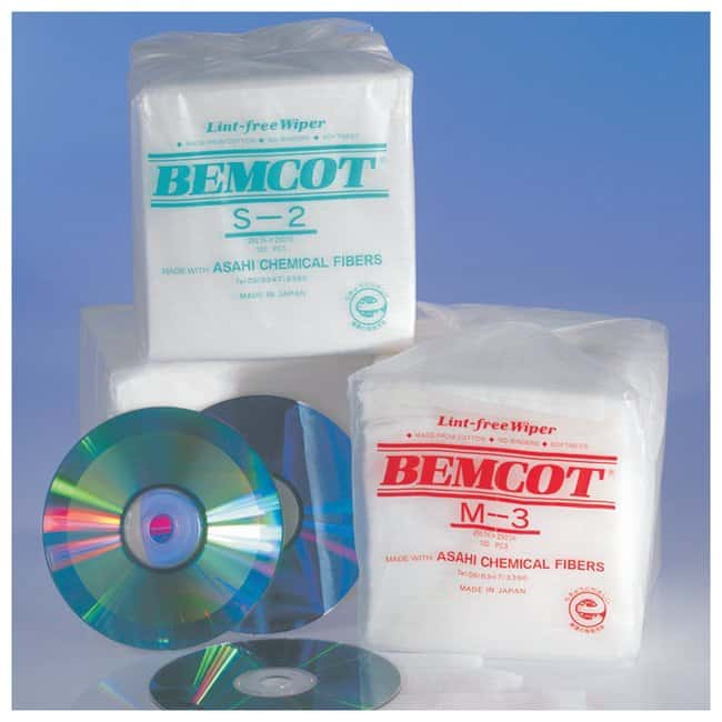 Contec Bemcot M-3 and S2 Wipes Bemcot S2; 10 x 10 in.:Gloves, Glasses and