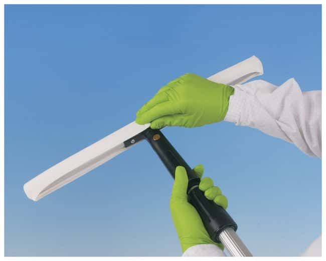 Contec Wall WipR Cleaning System and Accessories T-Handle:Gloves, Glasses