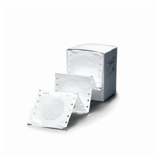 Sartorius™Microsart™ e.motion Membrane Filters Pore size: 0.8μm; Dia.: 50mm; w/White grid; Gray Sartorius™Microsart™ e.motion Membrane Filters