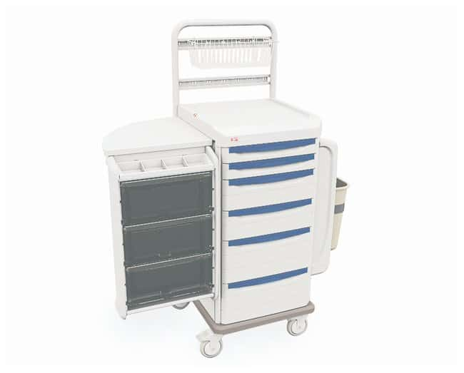 Metro™Starsys™ Preconfigured Mobile Workstation, LAR Procedure - Casting Cart