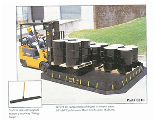 Youngstown Barrel & Drum Ultra-Containment Berms™ Stake Wall Models