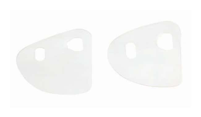 3M Slip-on-Plastic Side Shields  Clear:Gloves, Glasses and Safety