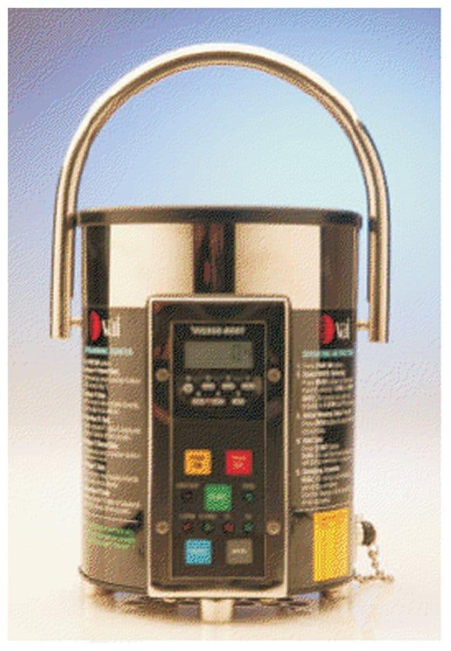 VAI SMA Microportable Viable Air Samplers 7.3 lb.; Outside skins, top and