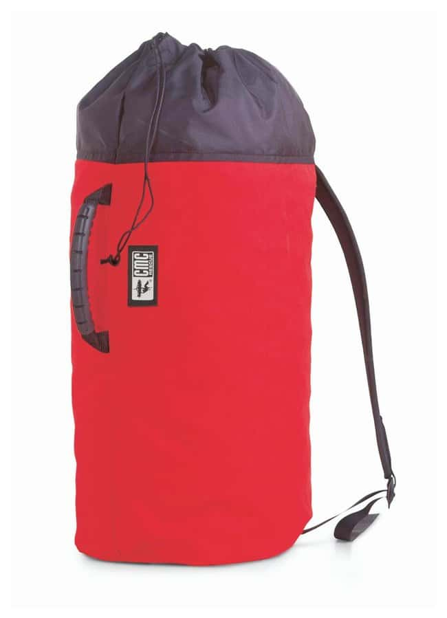 CMC Rescue Rope Bag No. 3 Bag No. 3; Red:First Responder Products