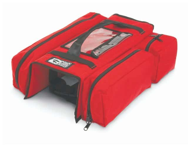 CMC Rescue Heavy Rescue Organizers Red:Gloves, Glasses and Safety
