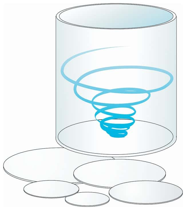 Sartorius Ultrafiltration Membrane Discs Hydrosart; Dia.: 25mm; 10,000