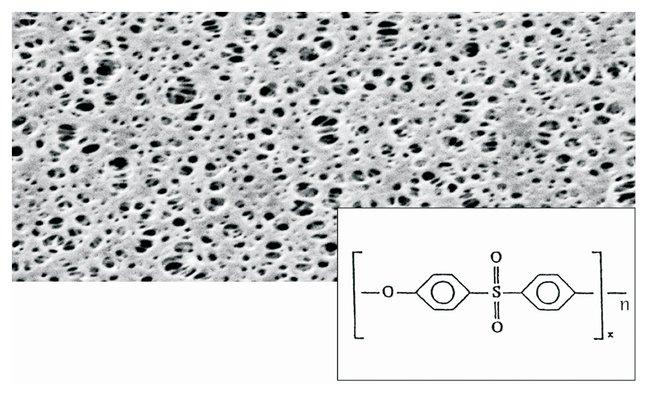 SartoriusMembranfilter aus Polyethersulfon Porengröße: 0.2μm; Durchmesser: 47mm SartoriusMembranfilter aus Polyethersulfon