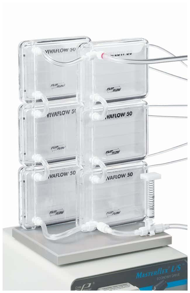 Sartorius™ Vivaflow™ 50 Crossflow Casettes: Ultrafiltration and Centrifugal Devices Protein Extraction and Purification