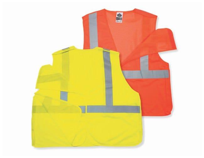 Ergodyne™GloWear™ 8215BA Type R Class 2 Econo Breakaway Mesh Vest