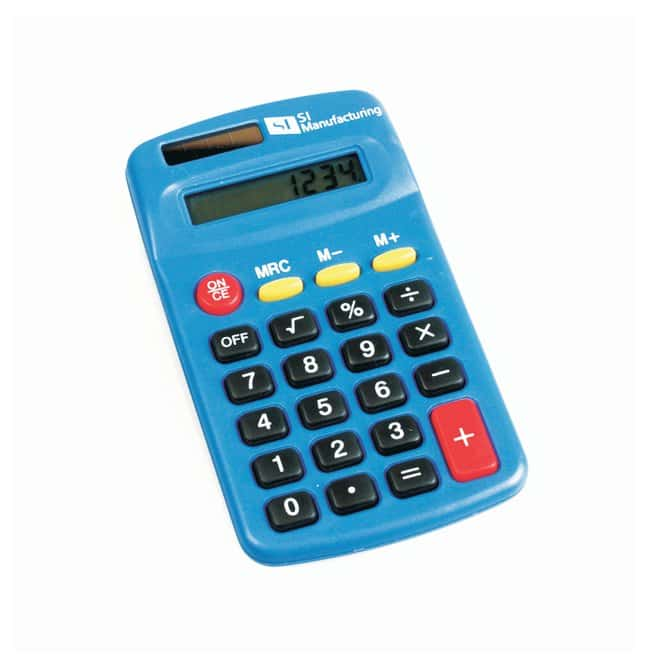 SI Metric Manufacturing Primary Calculator:Counting Devices:Calculators