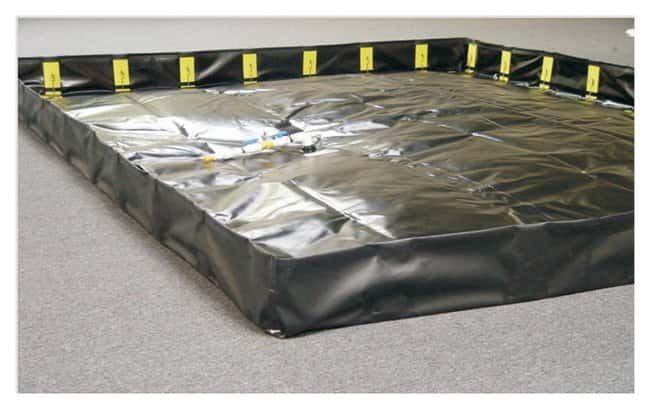 Air Boss Defense IRT Hazmat Berms with Carry Bag:First Responder Products:First
