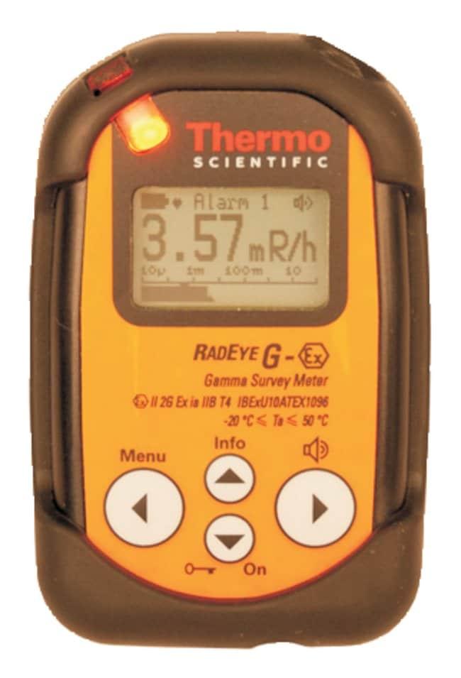 Thermo Scientific RadEye G Series Personal Dose Rate Meters  RadEye G-10-Ex:Gloves,
