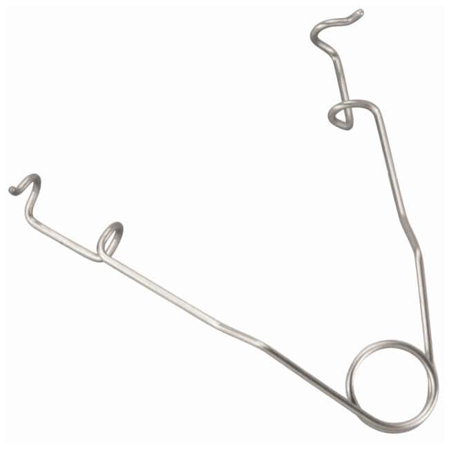 Integra MiltexPlain Wire Eye Speculum Blades: 15mm wide; 2.5 in. (6.4cm):Surgical