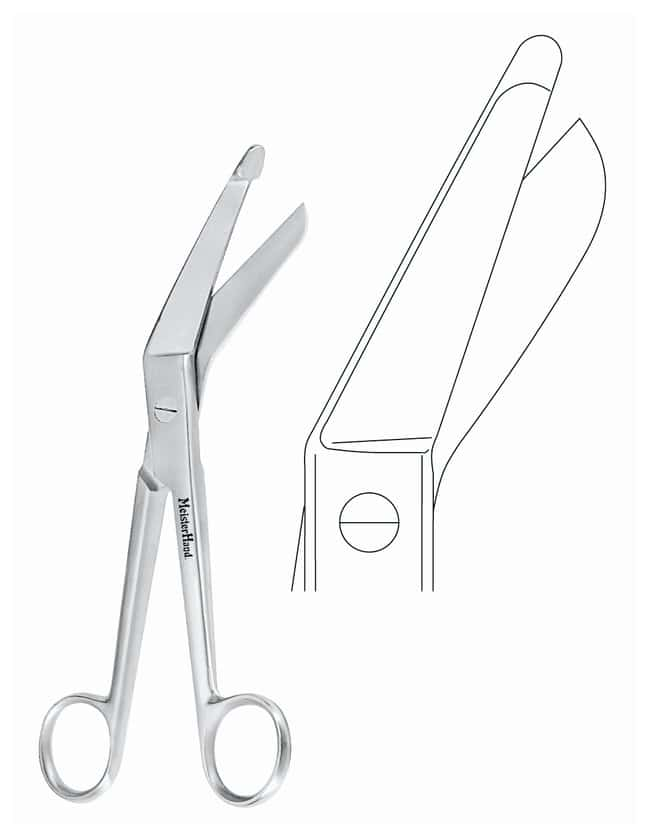 Integra™ Miltex™ MeisterHand™ Esmarch Heavy Duty Bandage and Cast Shears
