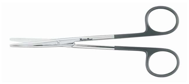 Integra Miltex MeisterHand Metzenbaum Scissors Curved; 5.5 in.:Spatulas,