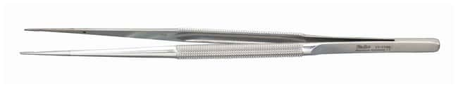 Integra MiltexRhoton Micro Forceps Straight; With 0.7mm tying platform;