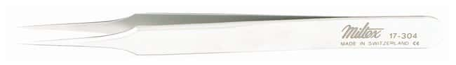 IntegraMiltex Swiss Jeweler-Style Forceps Style 4; Fine; Tapered tips;