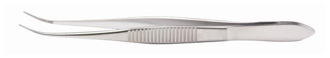 Integra MiltexDressing Forceps, Serrated Tips Extra delicate pattern; Half