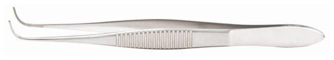 Integra MiltexDressing Forceps, Serrated Tips Extra delicate pattern; Full