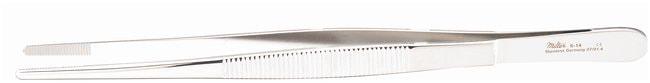 Integra MiltexDressing Forceps, Serrated Tips Standard Pattern Serrated