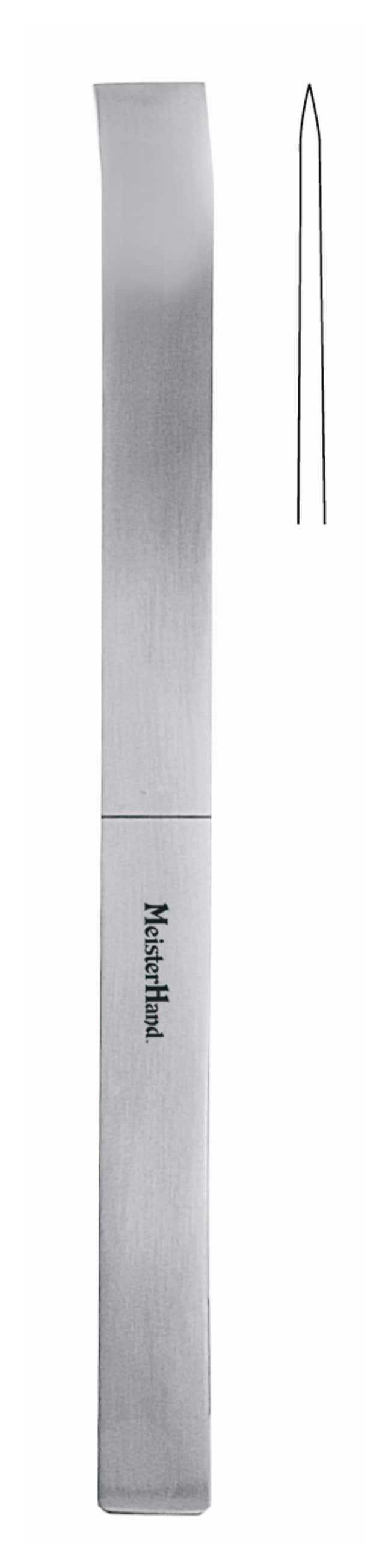 Integra Miltex MeisterHand Lambotte Osteotomes:Spatulas, Forceps and Utensils:Dissection