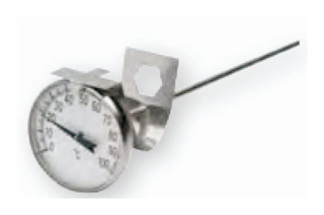 H-B InstrumentDurac Bi-Metallic Dial Thermometers Dial size: 1.7 in. (44mm);