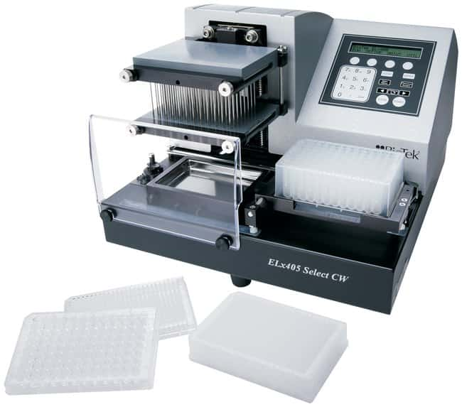 BioTek™ELx405™ Select Deep-Well Microplate Washer Deep well; Buffer switching; Biomagnetic separation BioTek™ELx405™ Select Deep-Well Microplate Washer