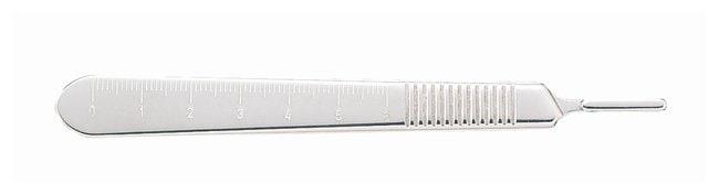 Integra MiltexScalpel Handles Stainless-steel; No. 3; Fits blades 10-15C;