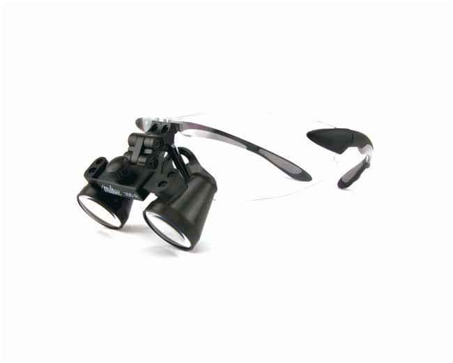 Integra MiltexMagnifying Loupes Black frame; Working distance: 10-13 in.;