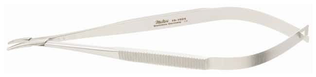 Integra MiltexCastroviejo Needle Holders Curved; Without lock; 5.5 in.