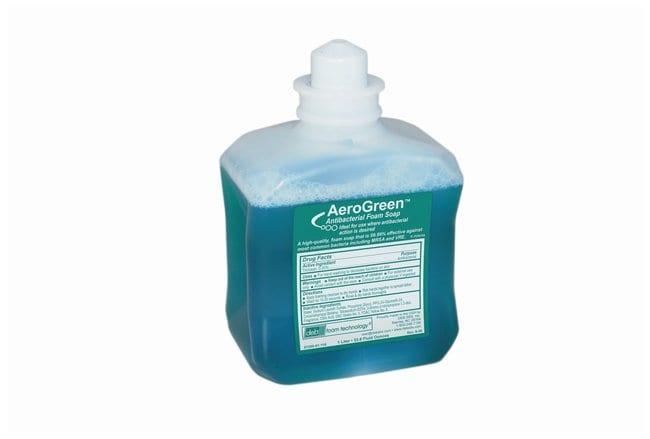 Deb USA AeroGreen Antibacterial Soap 8 Cartridges:Gloves, Glasses and Safety