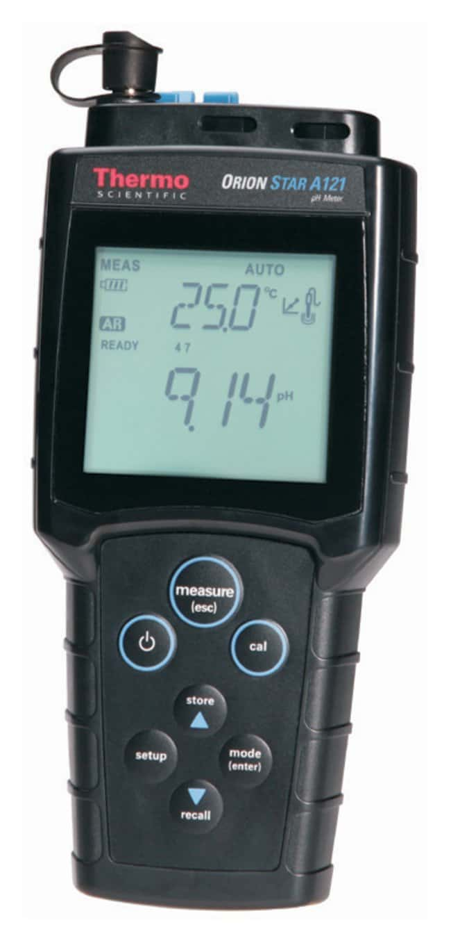 Thermo Scientific Orion Star A121 pH Portable Meter :Teaching Supplies:Chemistry