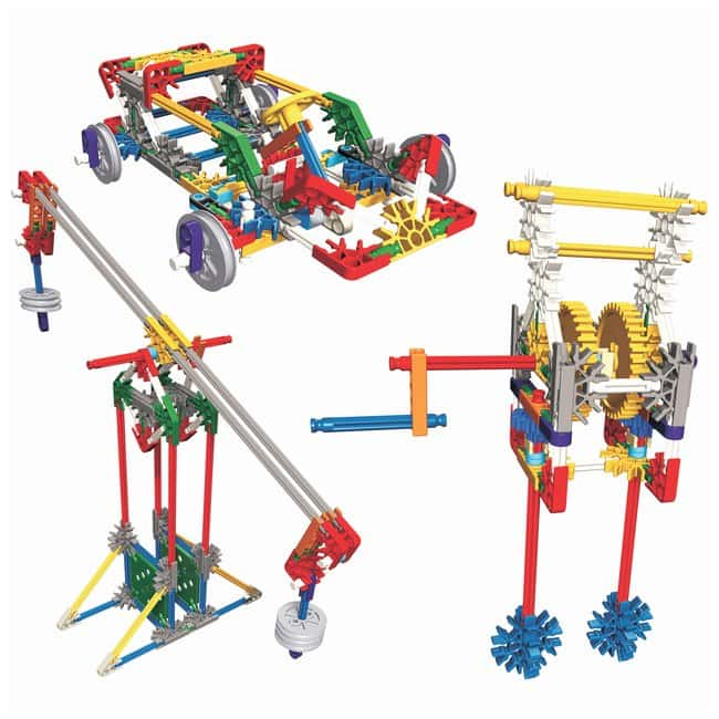 K'NEX Education Introduction to Simple Machines Building Sets :Teaching
