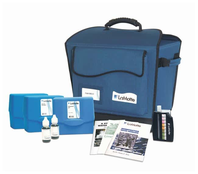 LaMotte™ Water Quality Educator and Monitoring Outfit