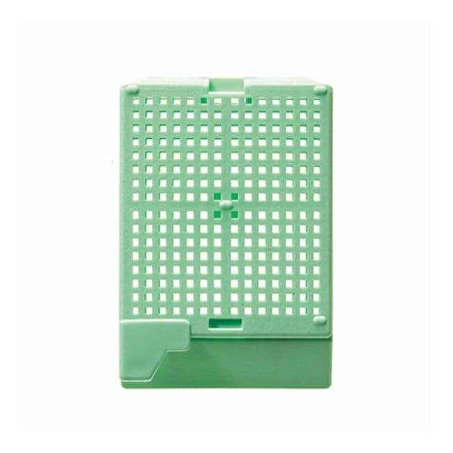Cancer Diagnostics, Inc. Molded 1-Piece Biopsy Cassettes (Square Holes)